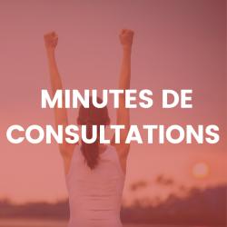 Minute(s) de consultation(s)